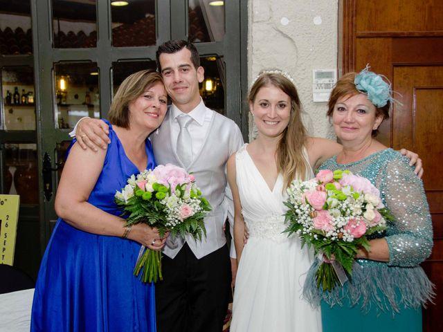La boda de Pablo y Cristina en Miami-platja, Tarragona 19