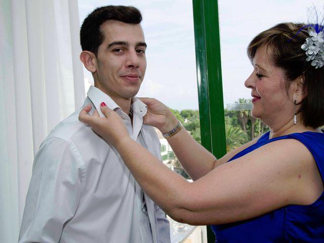La boda de Pablo y Cristina en Miami-platja, Tarragona 21
