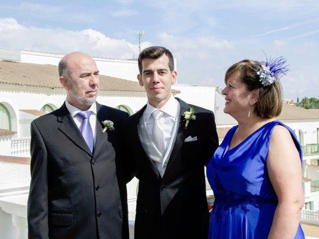 La boda de Pablo y Cristina en Miami-platja, Tarragona 25