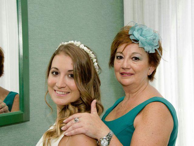 La boda de Pablo y Cristina en Miami-platja, Tarragona 26