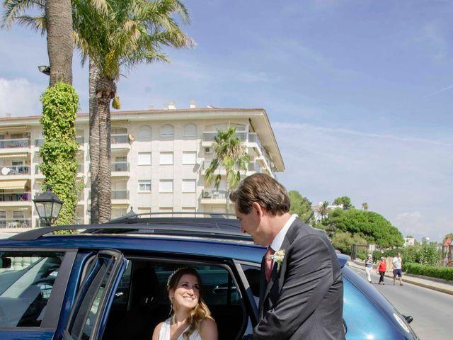 La boda de Pablo y Cristina en Miami-platja, Tarragona 29
