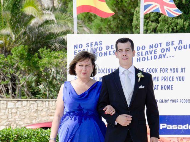 La boda de Pablo y Cristina en Miami-platja, Tarragona 30