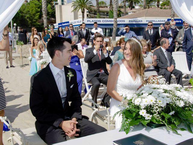 La boda de Pablo y Cristina en Miami-platja, Tarragona 32