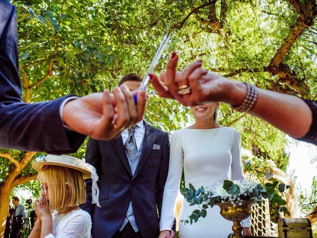 La boda de Arcadi y Laura en Aielo De Malferit, Valencia 37