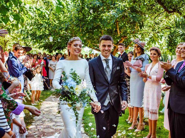 La boda de Arcadi y Laura en Aielo De Malferit, Valencia 40