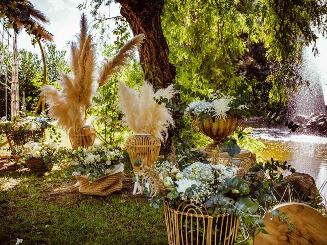 La boda de Arcadi y Laura en Aielo De Malferit, Valencia 41
