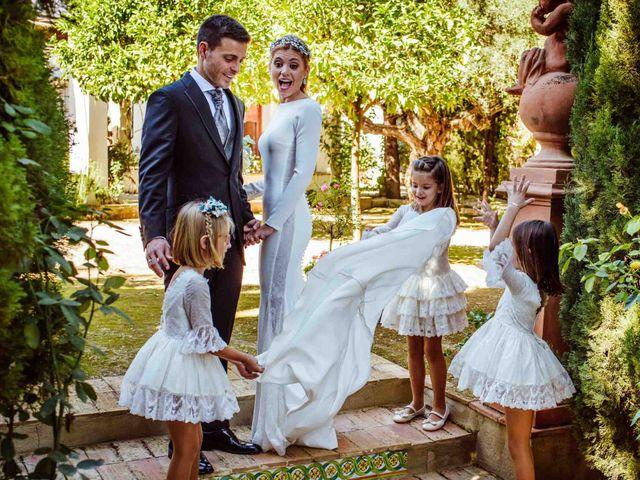 La boda de Arcadi y Laura en Aielo De Malferit, Valencia 42