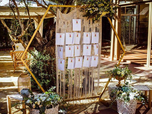 La boda de Arcadi y Laura en Aielo De Malferit, Valencia 50