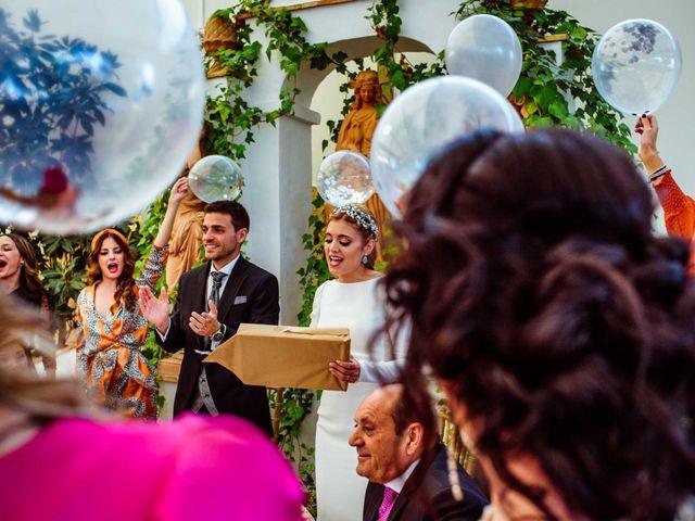 La boda de Arcadi y Laura en Aielo De Malferit, Valencia 59