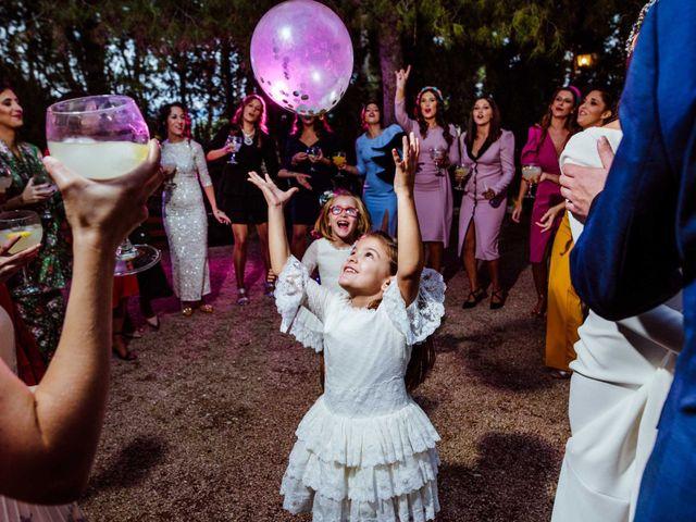 La boda de Arcadi y Laura en Aielo De Malferit, Valencia 69