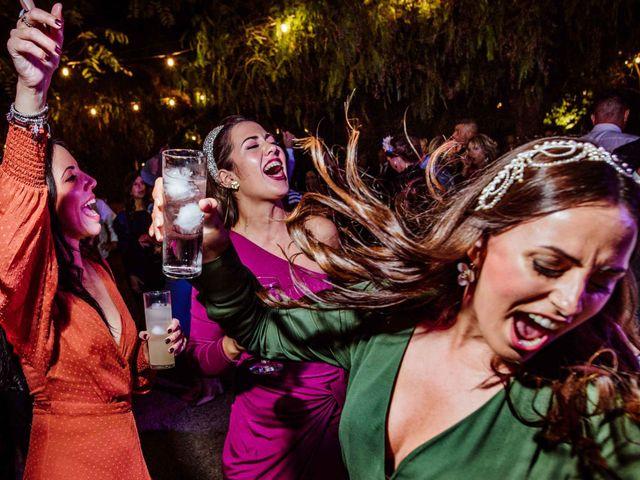 La boda de Arcadi y Laura en Aielo De Malferit, Valencia 75