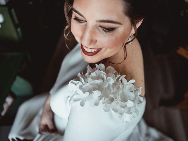 La boda de Javi y Isa en Torre Del Mar, Málaga 26