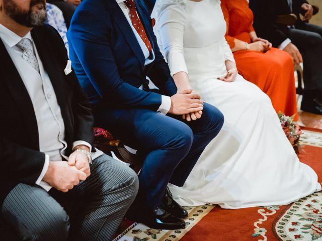 La boda de Javi y Isa en Torre Del Mar, Málaga 43