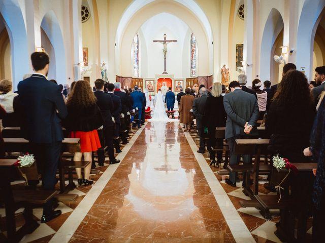 La boda de Javi y Isa en Torre Del Mar, Málaga 47