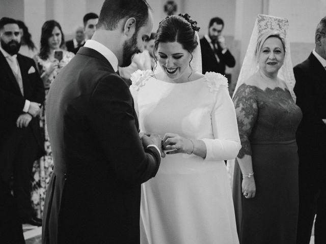 La boda de Javi y Isa en Torre Del Mar, Málaga 48