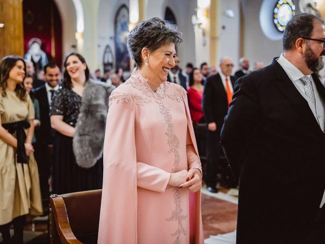 La boda de Javi y Isa en Torre Del Mar, Málaga 49