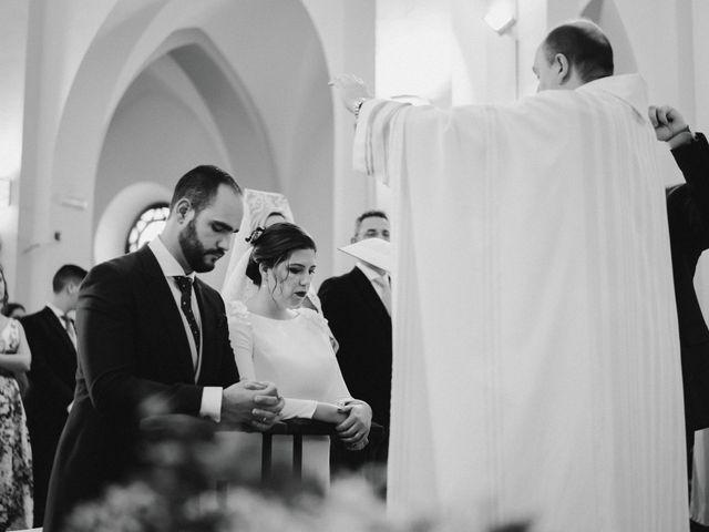 La boda de Javi y Isa en Torre Del Mar, Málaga 50