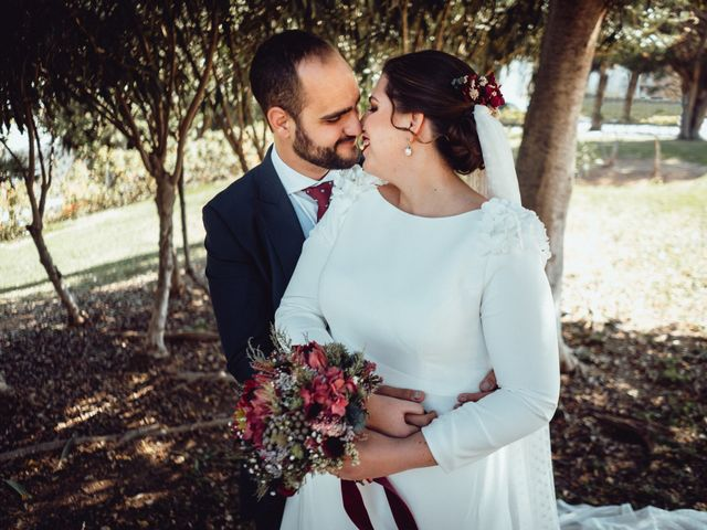 La boda de Javi y Isa en Torre Del Mar, Málaga 55
