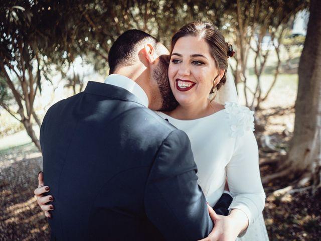 La boda de Javi y Isa en Torre Del Mar, Málaga 56