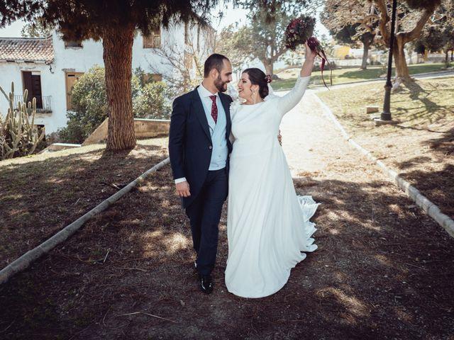 La boda de Javi y Isa en Torre Del Mar, Málaga 58