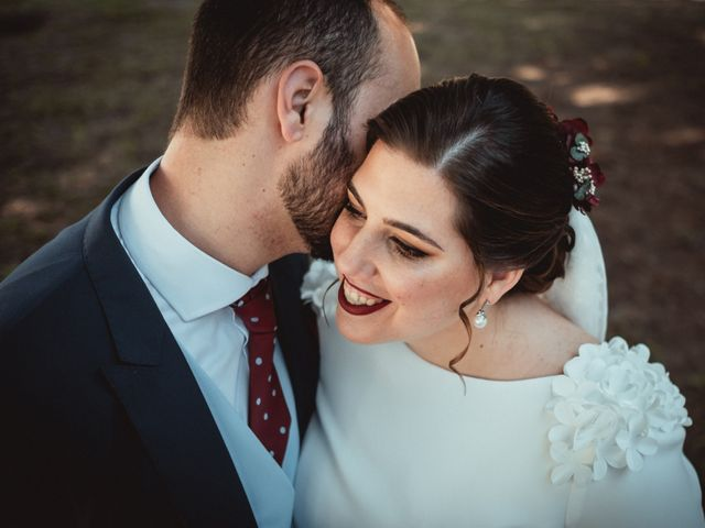 La boda de Javi y Isa en Torre Del Mar, Málaga 59