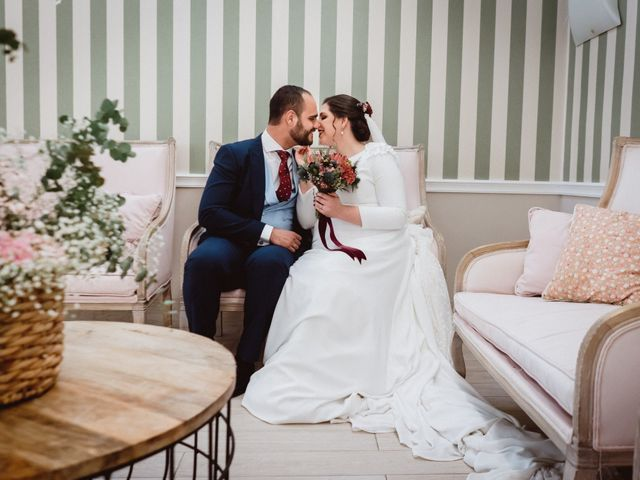 La boda de Javi y Isa en Torre Del Mar, Málaga 63