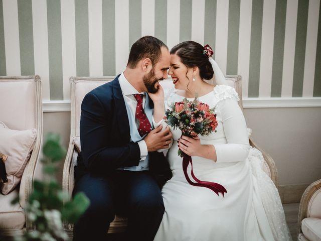 La boda de Javi y Isa en Torre Del Mar, Málaga 64