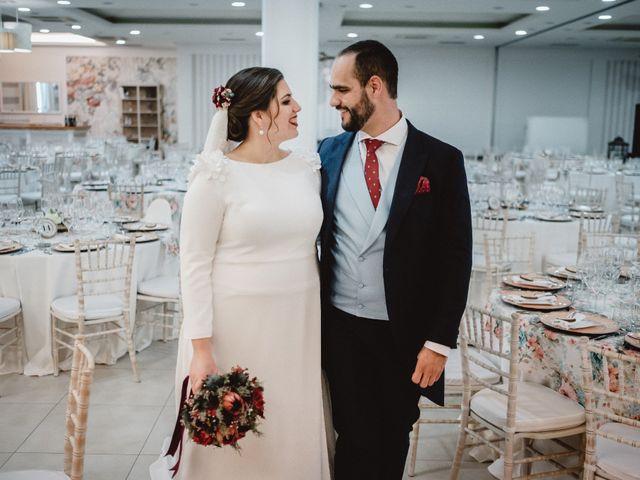 La boda de Javi y Isa en Torre Del Mar, Málaga 71
