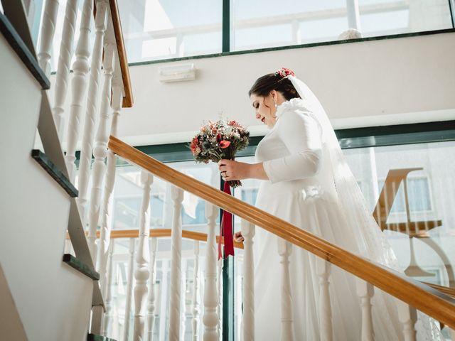 La boda de Javi y Isa en Torre Del Mar, Málaga 74
