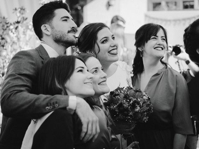La boda de Javi y Isa en Torre Del Mar, Málaga 77