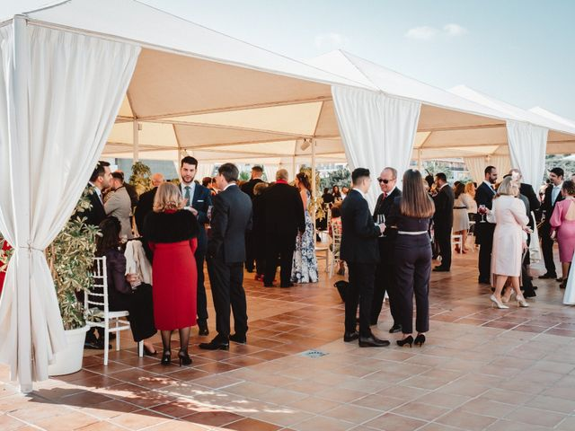 La boda de Javi y Isa en Torre Del Mar, Málaga 80