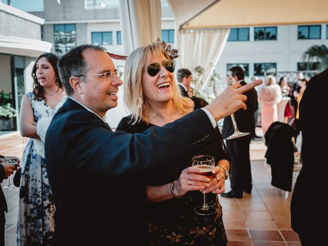 La boda de Javi y Isa en Torre Del Mar, Málaga 81