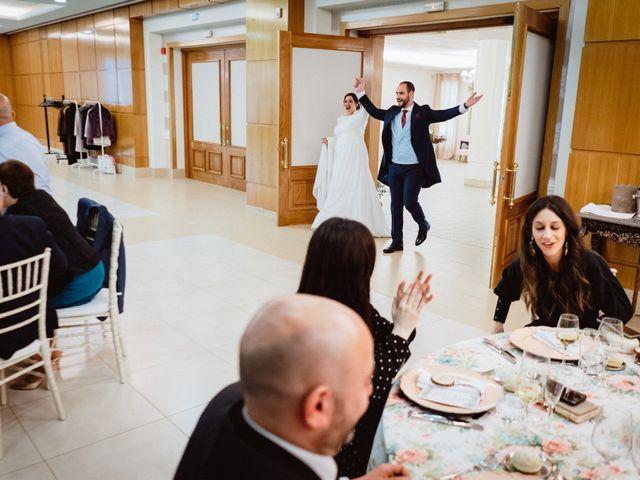 La boda de Javi y Isa en Torre Del Mar, Málaga 84