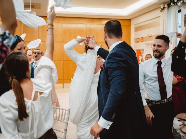 La boda de Javi y Isa en Torre Del Mar, Málaga 85