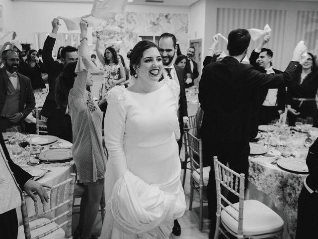 La boda de Javi y Isa en Torre Del Mar, Málaga 86
