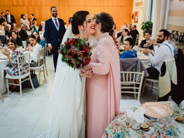 La boda de Javi y Isa en Torre Del Mar, Málaga 87