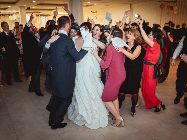 La boda de Javi y Isa en Torre Del Mar, Málaga 90