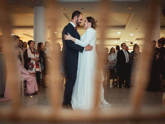 La boda de Javi y Isa en Torre Del Mar, Málaga 91