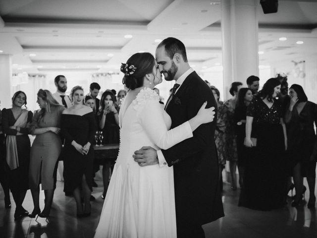 La boda de Javi y Isa en Torre Del Mar, Málaga 92