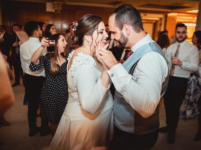 La boda de Javi y Isa en Torre Del Mar, Málaga 95