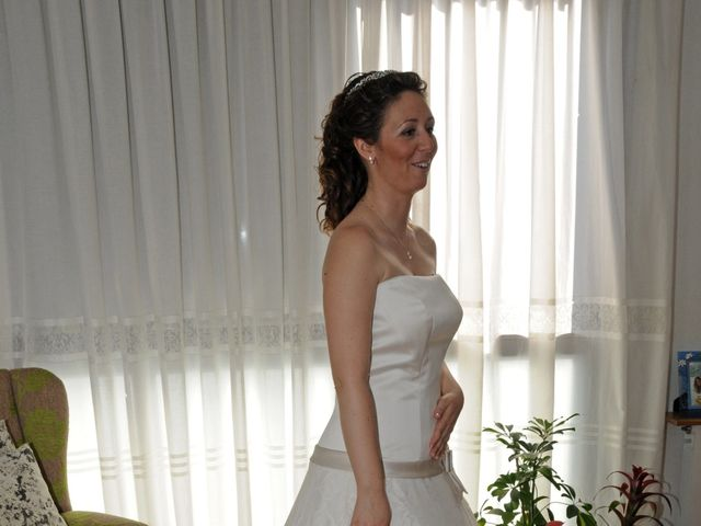 La boda de Mirian y Jonatan en La Muela, Zaragoza 3