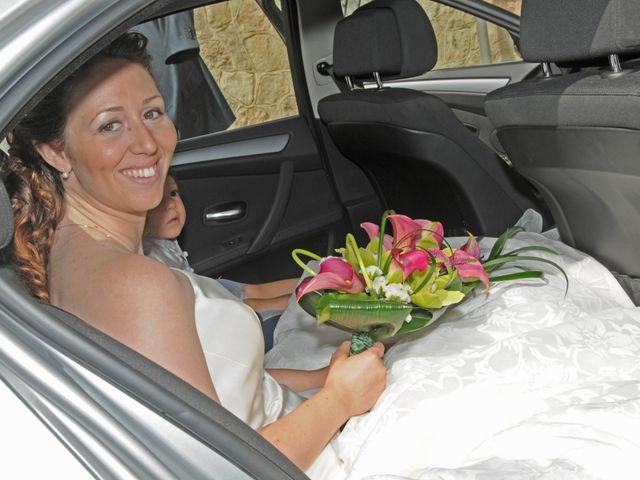 La boda de Mirian y Jonatan en La Muela, Zaragoza 1