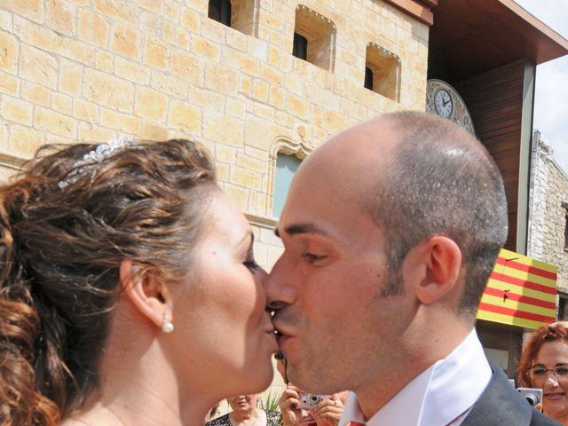 La boda de Mirian y Jonatan en La Muela, Zaragoza 4