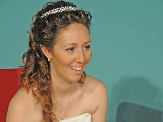 La boda de Mirian y Jonatan en La Muela, Zaragoza 6