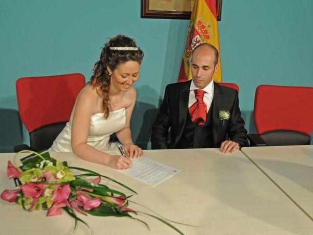 La boda de Mirian y Jonatan en La Muela, Zaragoza 2