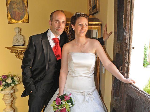 La boda de Mirian y Jonatan en La Muela, Zaragoza 9