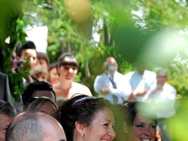 La boda de Mirian y Jonatan en La Muela, Zaragoza 12