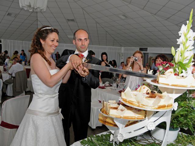 La boda de Mirian y Jonatan en La Muela, Zaragoza 14