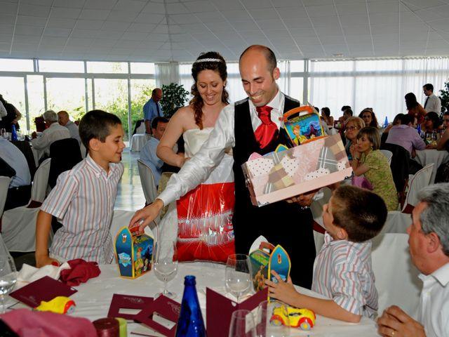 La boda de Mirian y Jonatan en La Muela, Zaragoza 15
