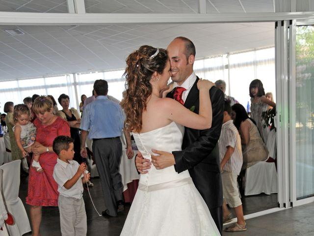 La boda de Mirian y Jonatan en La Muela, Zaragoza 16